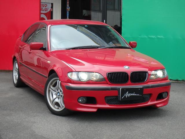 BMW 3シリーズ 320i Mスポーツパッケージ ディーラー車 右ハンドル ハーフレザーパワーシート ナビTV バックカメラ ETC キーレス 17inアルミ HIDヘッドライト