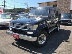 ランドクルーザープラドSXワイド  4WD ナビ・ETC付 タイベル交換済