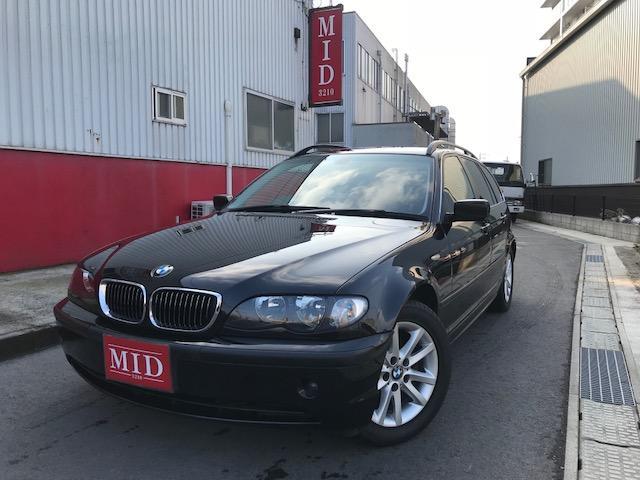 BMW 3シリーズ 318iツーリング (車検整備付)