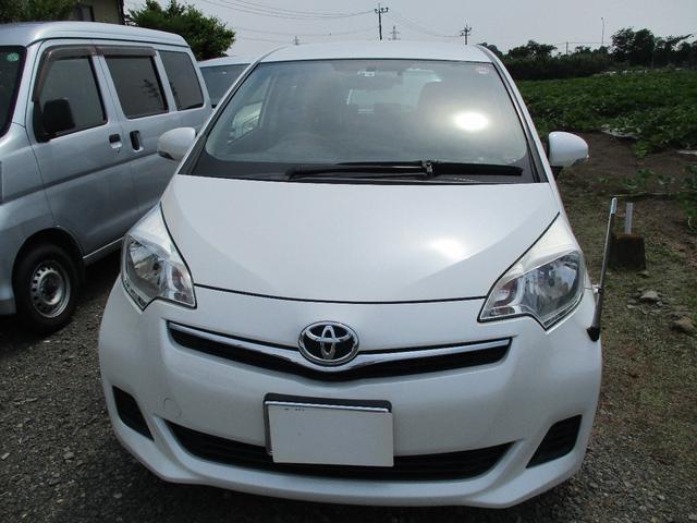 「トヨタ」「ラクティス」「ミニバン・ワンボックス」「熊本県」の中古車