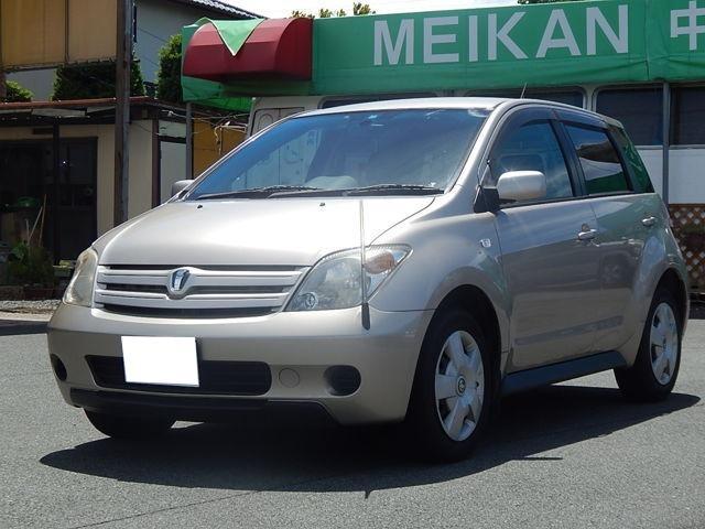 トヨタ イスト 1.3F キーレス CD MD ETC 禁煙車 電格ミラー