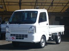 キャリイトラックKCエアコン・パワステ パートタイム4WD 5速MT