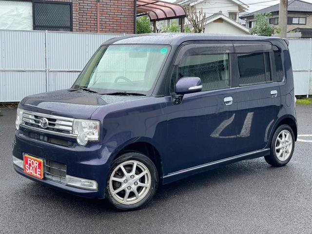 トヨタ  社外ナビ フルセグTV CD AW CVT フォグライト  4名乗り