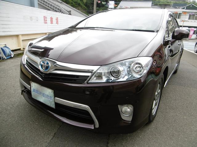 トヨタ S  ナビ TV バックカメラ HIDヘッドライト