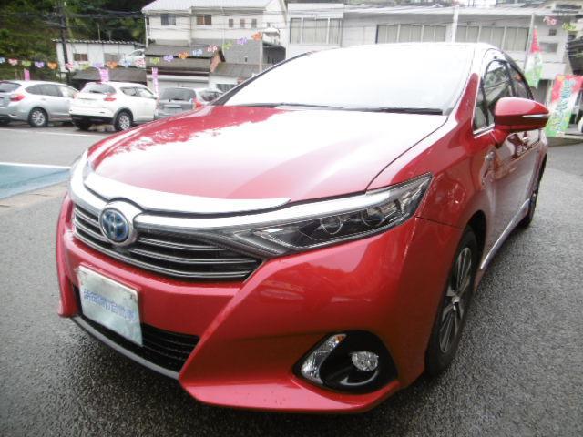 トヨタ G Aパッケージ ハイグレード マルチナビ フルセグTV