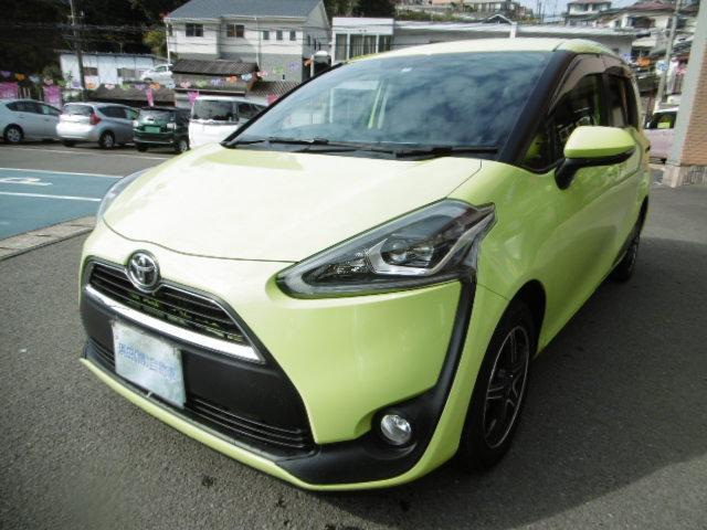 トヨタ X ナビ TV 左パワースライドドア LEDヘッドライト
