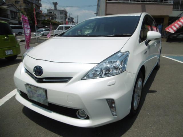 トヨタ G ナビ TV バックカメラ プリクラッシュレーダーブレーキ