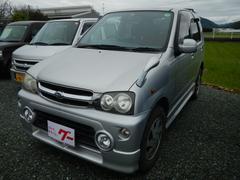 テリオスキッドキスマークX エアロ AW キーレス 4WD