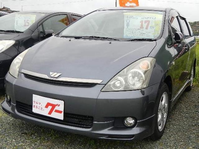 トヨタ X Sパッケージ サンルーフ キーレス ETC CD HID