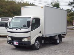 ダイナトラック2.0t アルミバン 5速マニュアル車