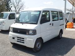ミニキャブバンCS 5速マニュアル車 ETC ポータブルナビ
