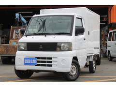 ミニキャブトラック冷凍冷蔵車 エアコン パワステ