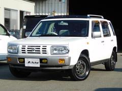 ラシーンタイプII 4WD サンルーフ CD 4WD ETC