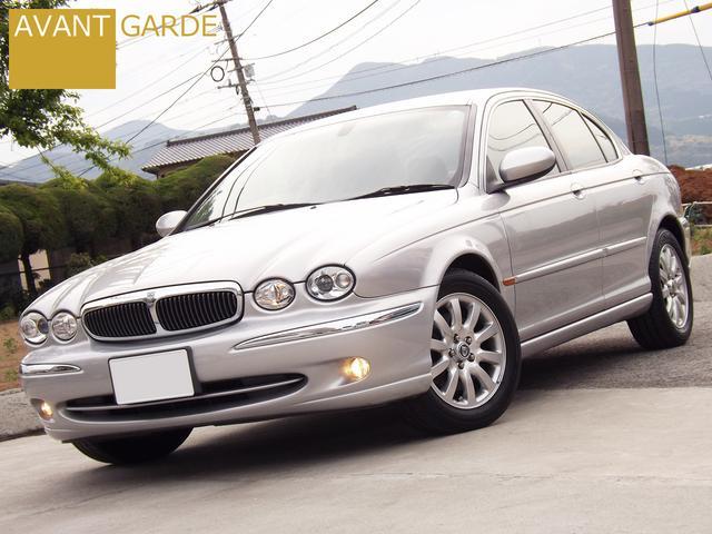 ジャガー 2.5 V6水廻り新品メンテナンス済ETCセンサー黒革シート