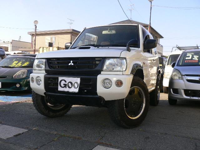 三菱 V 4WD ターボ キーレス