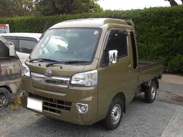 ダイハツ ジャンボ 3方開 4WD キーレス CD