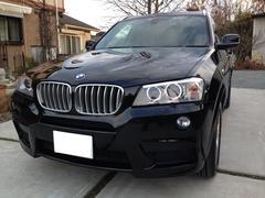 BMW X3xDrive 20d ツインサンルーフ 純正ナビ
