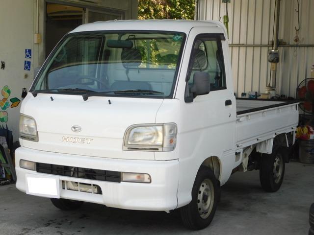 ダイハツ スペシャル 3方開 4WD AC 5速MT