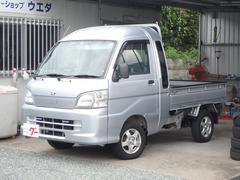 ハイゼットトラックAT 4WD フル装備 ゴムマット 三方開 記録簿 12AW