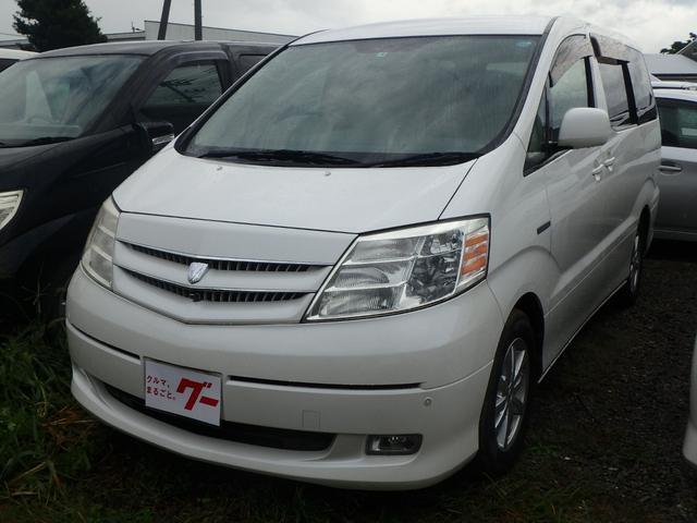 トヨタ Gエディション 4WD 純正ナビ フルセグTV ETC