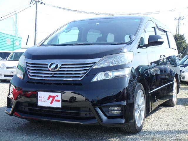 トヨタ 2.4Z ナビ TV両側電動スライドドア