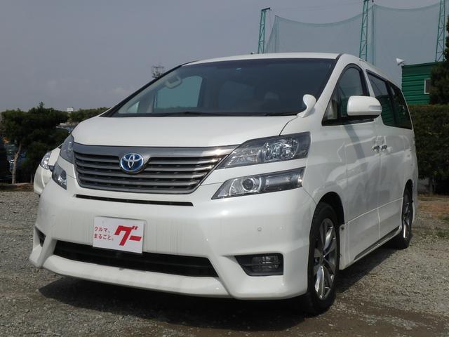 トヨタ 2.4V HDDナビ 両側パワスラ クルーズコントロール