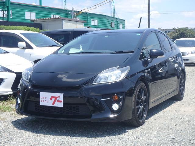 トヨタ Sツーリングセレクション・G's HDDナビ シートカバー