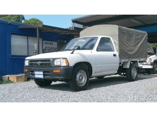 トヨタ ロングDLX 高床フルオープンデッキ 三方開