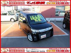 AZワゴンカスタムスタイルXS CVT HIDライト CD ABS プッシュスタート