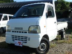 キャリイトラック5速MT 4WD エアコン パワステ