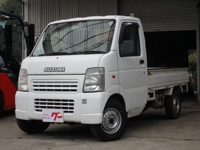スズキ KC エアコン 5速マニュアル 4WD