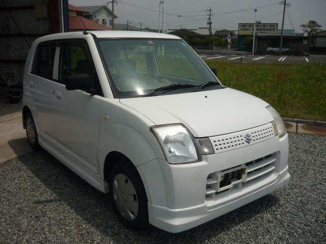 スズキ G マニュアル車