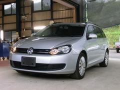 VW ゴルフヴァリアントTSI トレンドライン 整備 保証付き