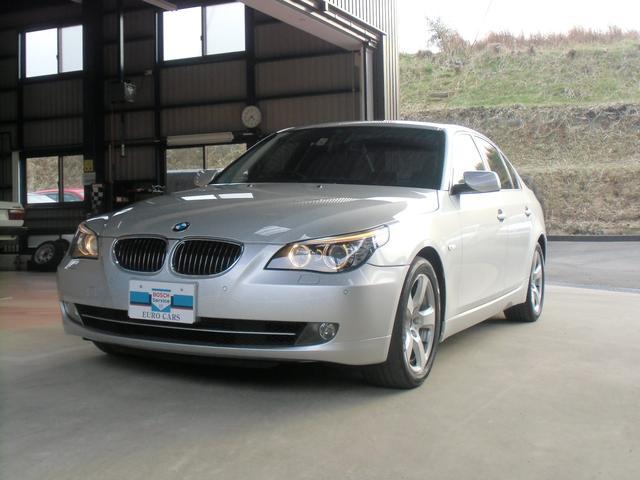 BMW 525iハイラインパッケージ  専門整備 タイヤ4本新品渡し