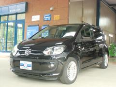 VW アップ!ハイ アップ! タイヤ4本新品渡し VW専門整備6ヶ月保証き