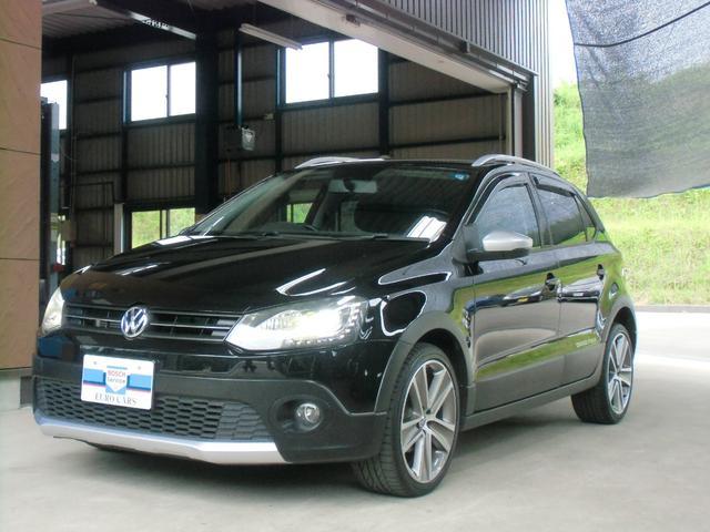 フォルクスワーゲン クロスポロ VW専門整備 6ヶ月10000km保証付き