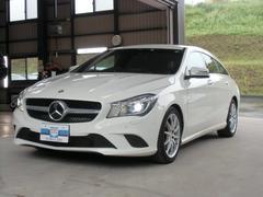 CLAクラス シューティングブレークシューティングブレーク レーダーセフティP BCS認定中古車