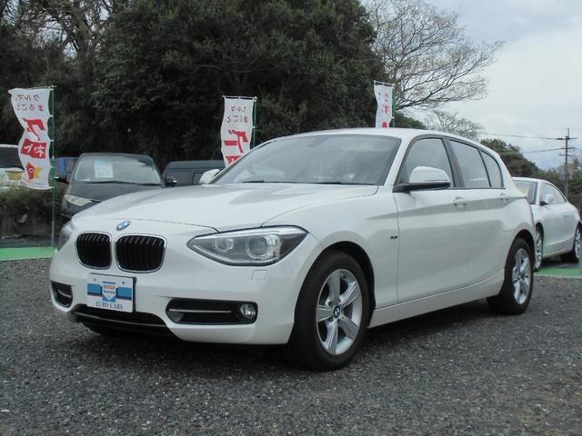 BMW 116i スポーツ  ナビETC 専門整備 6ヶ月保証付き