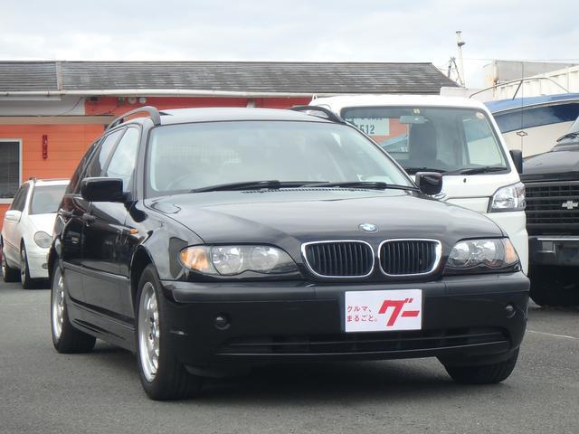 BMW 318iツーリング サンルーフ