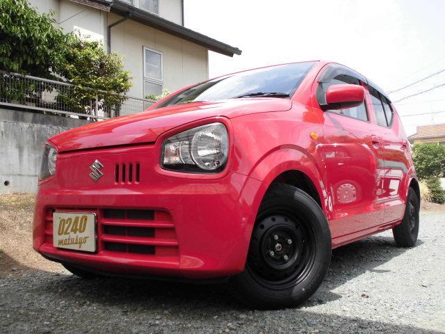 スズキ アルト S ブレーキサポート装着車 フルセグメモリーナビ Bカメラ アイドリングストップ シートヒーター