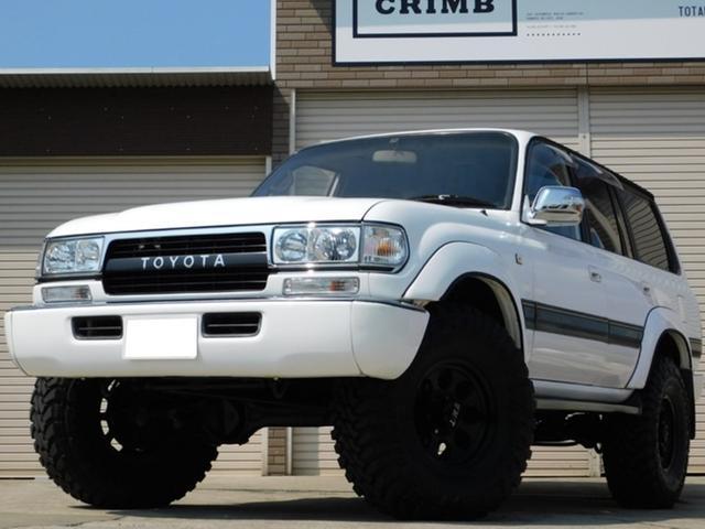 トヨタ VXリミテッド リフトUP シートカバー 新品パーツ 4WD