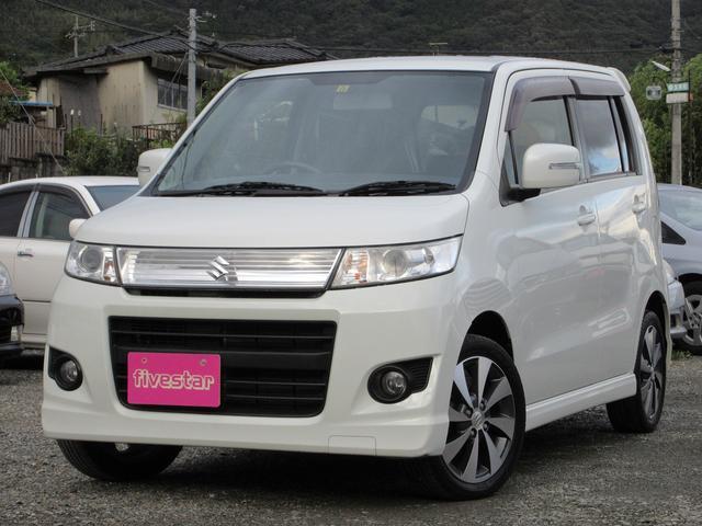 「スズキ」「ワゴンRスティングレー」「コンパクトカー」「熊本県」の中古車