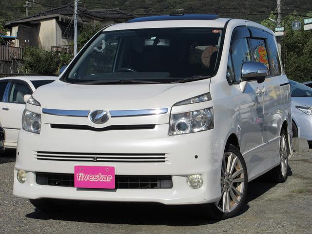 「トヨタ」「ヴォクシー」「ミニバン・ワンボックス」「熊本県」の中古車