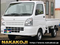 キャリイトラックKC 登録済未使用車 4WD パワステ エアコン