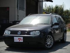 VW ゴルフワゴンGLi 社外AW ETC キーレス レザーシート