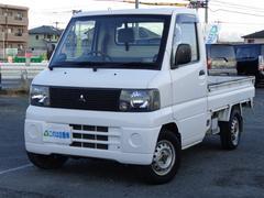 ミニキャブトラックVX−SE 4WD 5速マニュアル・CD・エアコン