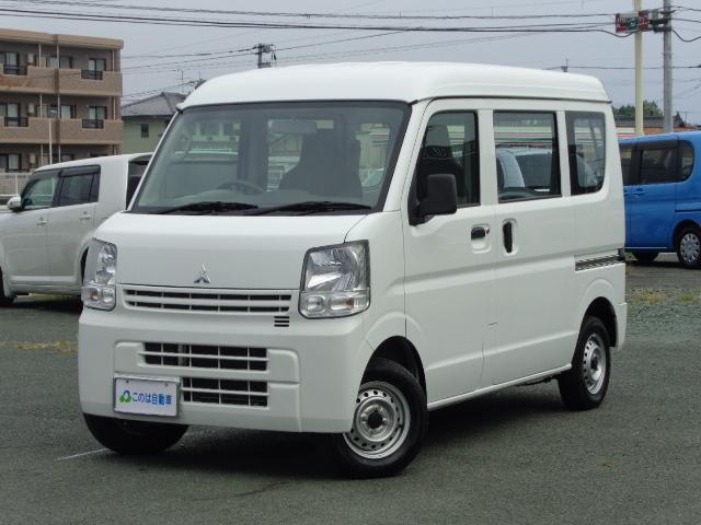 三菱 M ハイルーフ 5AMT車
