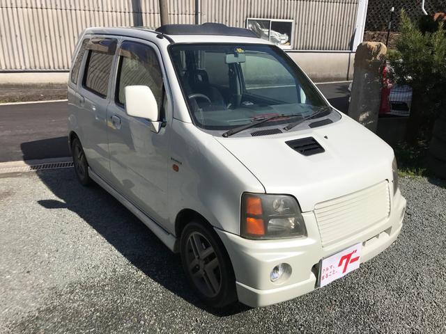 スズキ ワゴンR RR RR−F キーレス 純正アルミ タイミング...