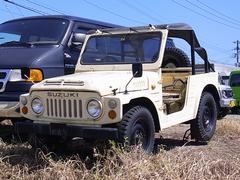 ジムニー幌タイプ 4WD 2ストエンジン レカロシート