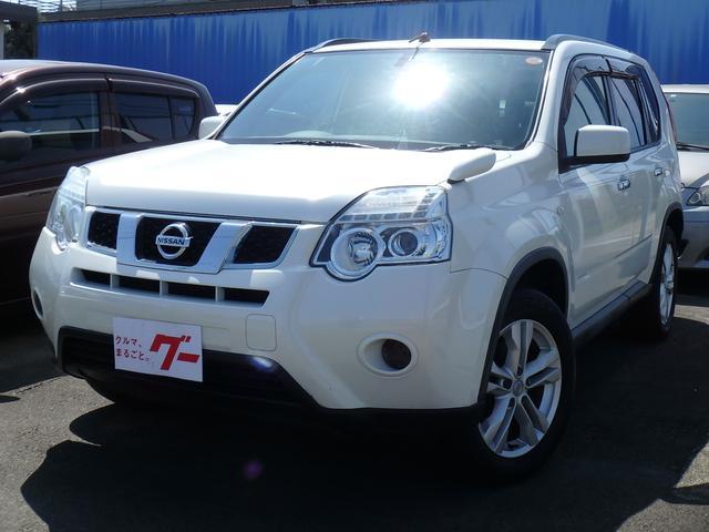 日産 20X 4WD ナビTV バックモニター Bluetooth